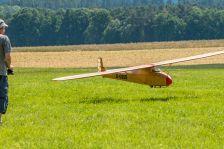 Flugtag der SFG Kordigast Burgkunstadt e.V. 2015