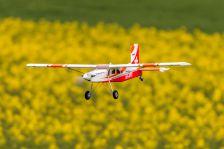 Pilatus PC-6 in der Luft