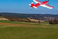 Am Modellflugplatz der MFG PHOENIX Lichtenfels e.V.